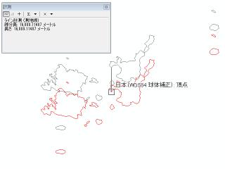 石垣島(24.4°N) 16,009m