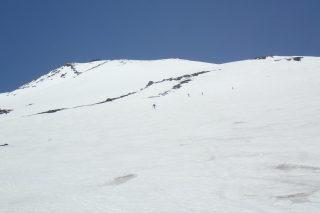 他の登山者
