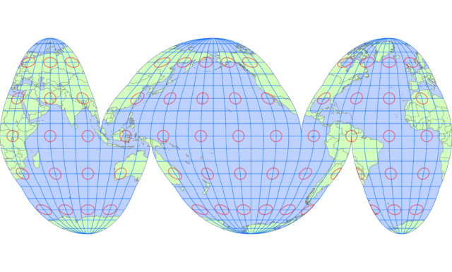 グード図法(海洋)